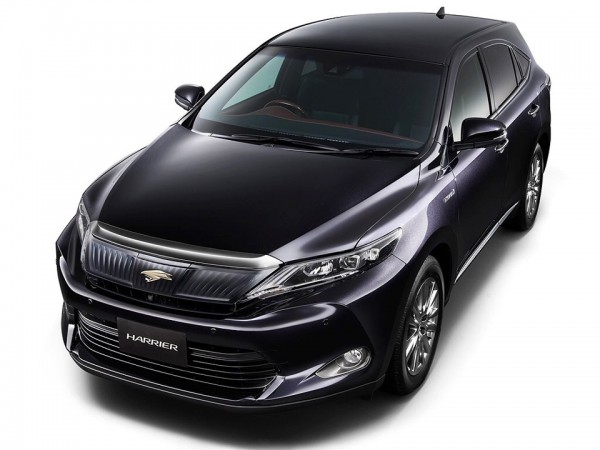 Toyota Harrier с 2013