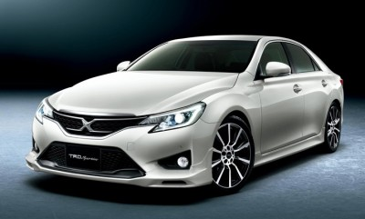 Toyota Mark X 130-ые кузова