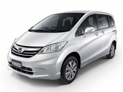 Honda Freed с 2011 по 2016